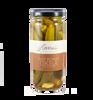 Hot Pickled Okra - 16oz