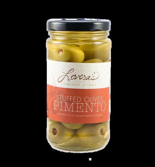 Pimento Stuffed Olives  - 12oz