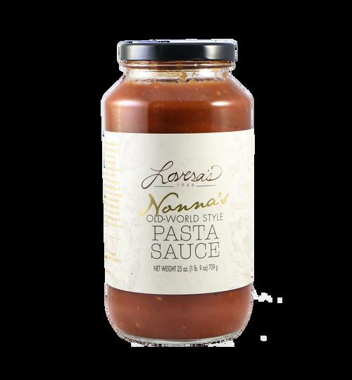 Nonna's Original Old World Style Pasta Sauce - 25oz