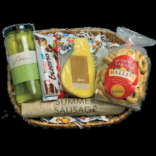 Little Italy Gift Basket