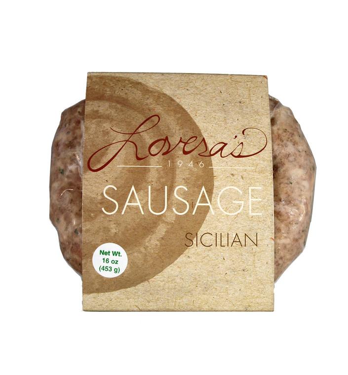 Sicilian Sausage - 16oz