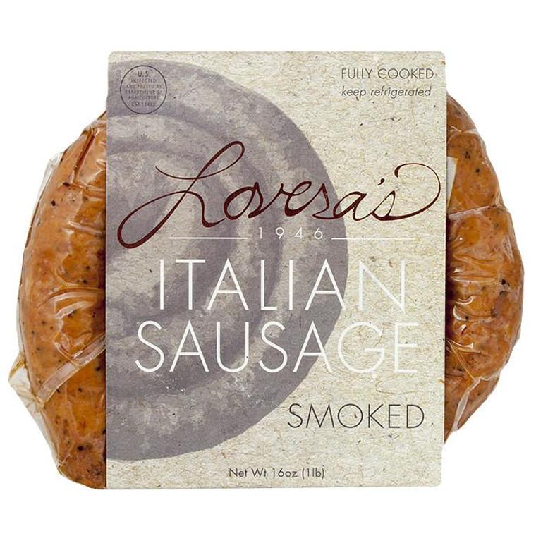 Smoked Italian Sausage - 16oz
