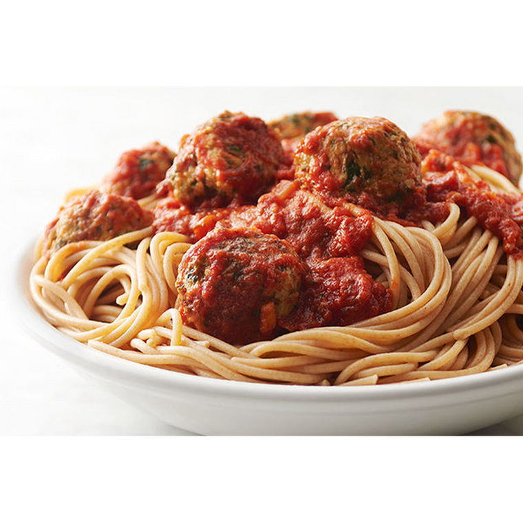 Spaghetti & Meatballs Dinner - 40oz