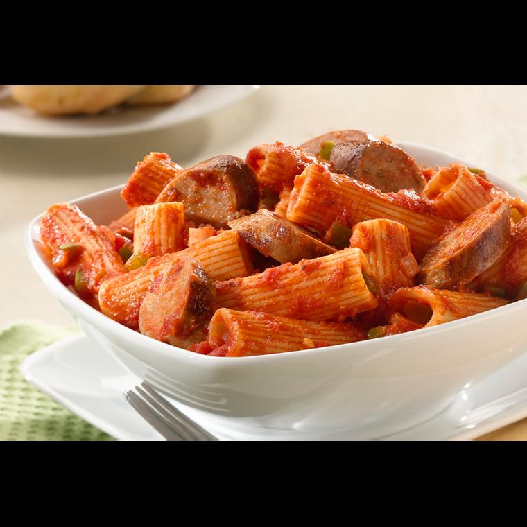 Rigatoni & Sausage Dinner - 40oz