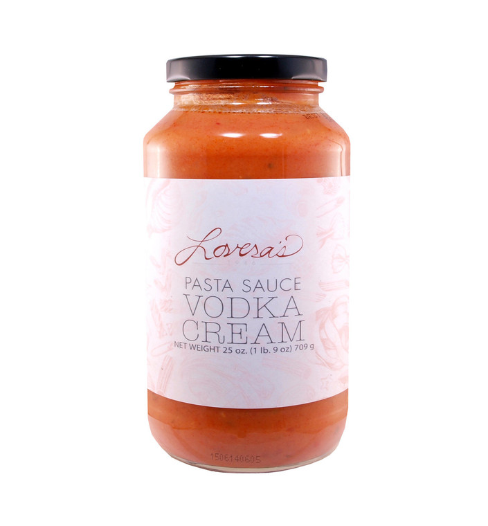 Vodka Cream Pasta Sauce - 25oz