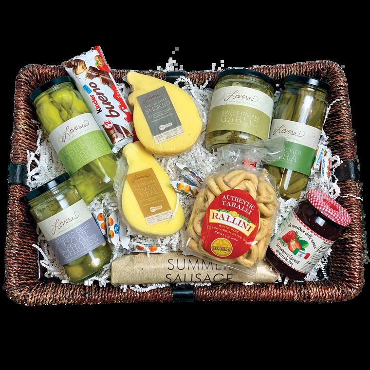 Madeline Gift Basket