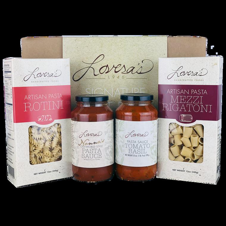 Artisan Pasta Variety Gift Box