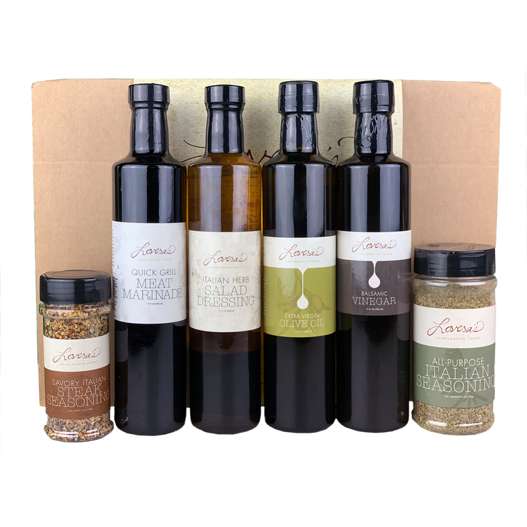 Kitchen Basics Gift Box