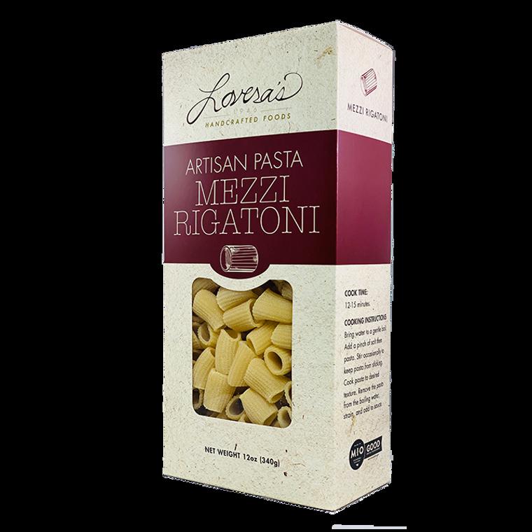 Mezzi Rigatoni - 12oz