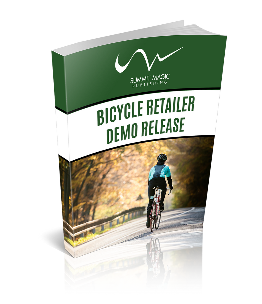 This release can be used by retailers, manufacturers and independent reps when demoing product to the public or to retailers.