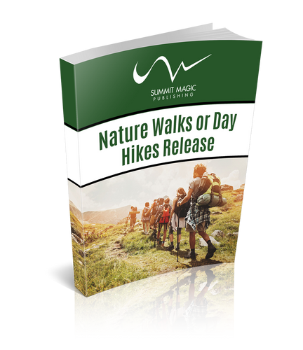 Nature Walks or Day Hikes with Staff