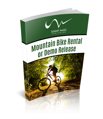 Mountain Bike Rental or Demo Release