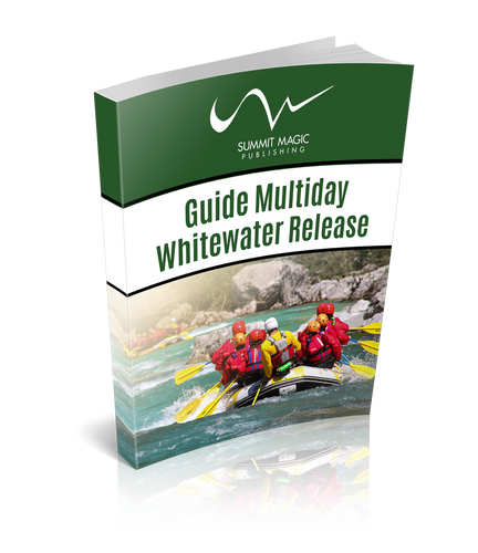 Guided Whitewater Rafting - Multi-Day Trips Release