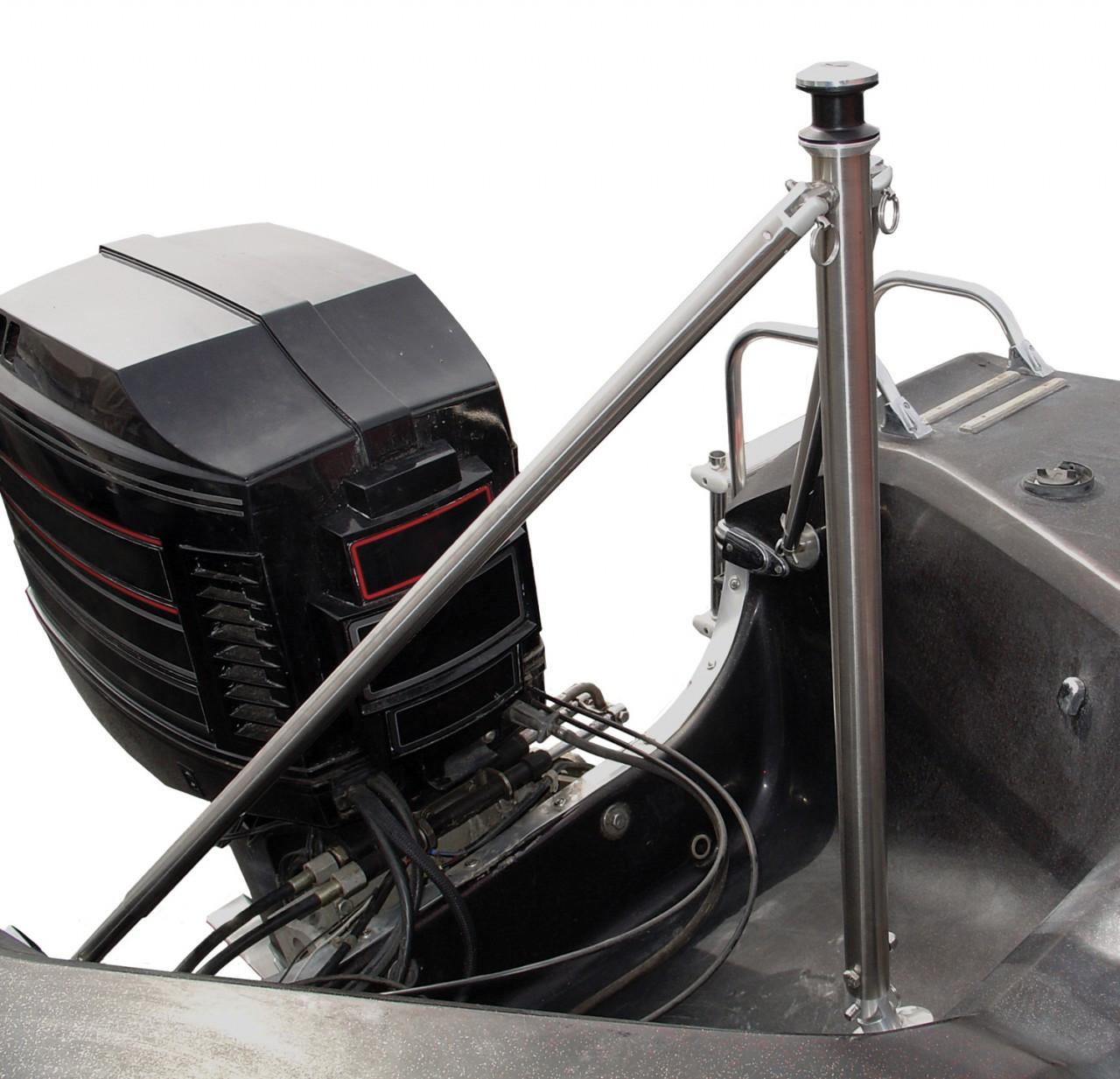 "Barefoot International W411 Adjustable Pro Ski Tow Pylon 34/""-58/"" High"