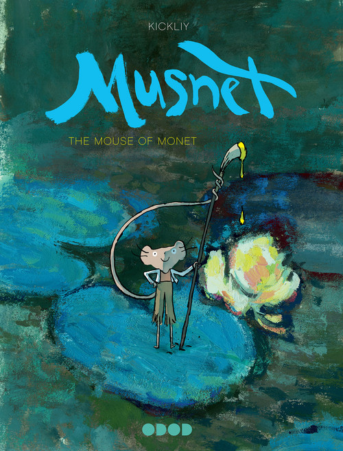 Musnet 1 The Mouse of Monet
