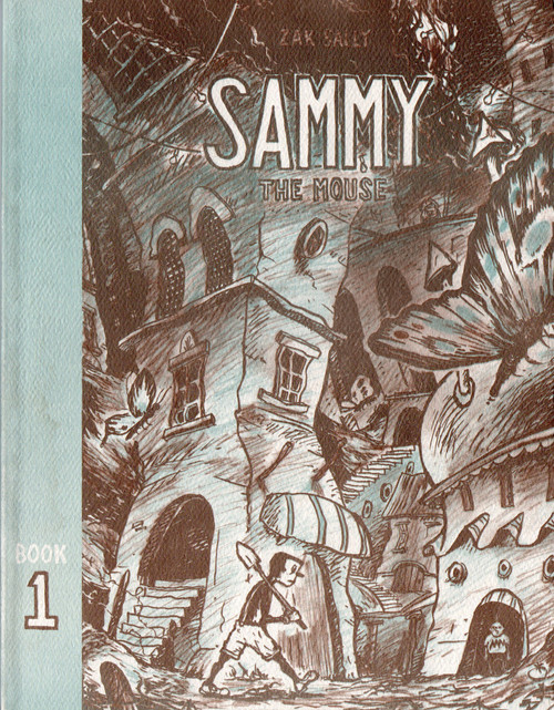 Sammy the Mouse Book 1