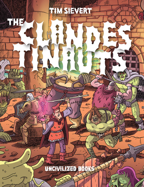 The Clandestinauts