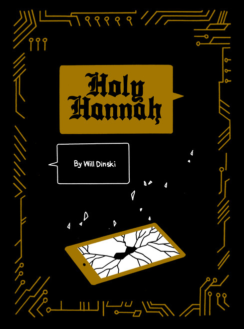 Holy Hannah by Will Dinski