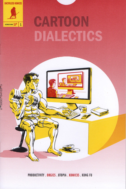 Cartoon Dialectics #1 by Tom Kaczynski