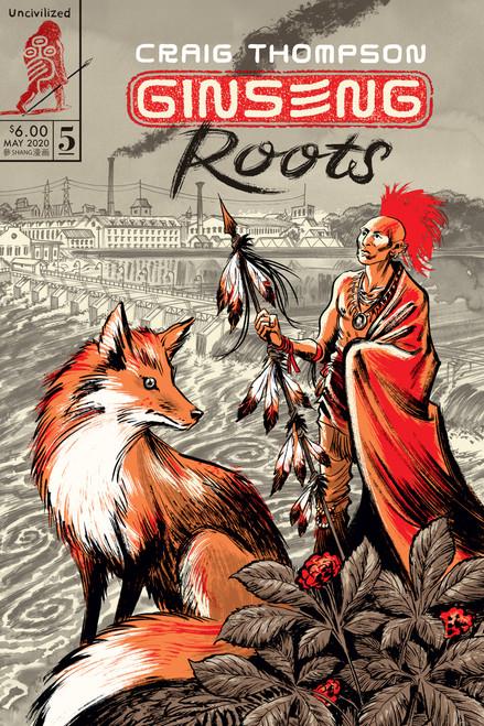 Ginseng Roots 05
