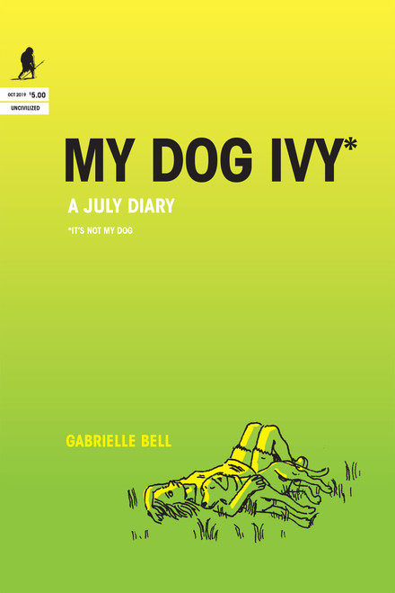 My Dog Ivy by Gabrielle Bell - DIGITAL