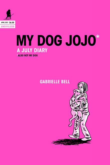 My Dog Jojo by Gabrielle Bell