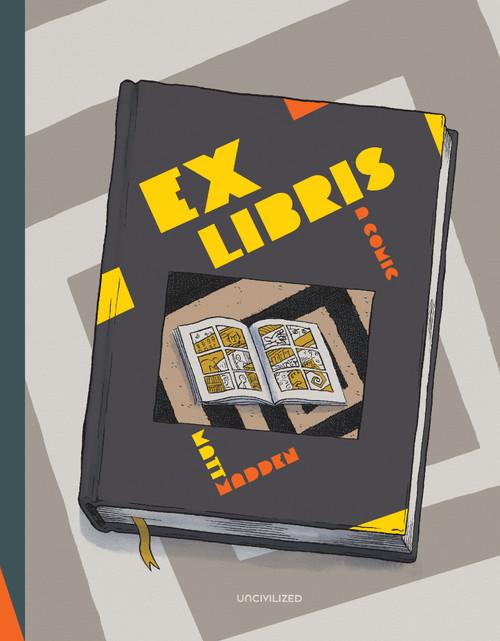 Ex Libris: A Comic by Matt Madden