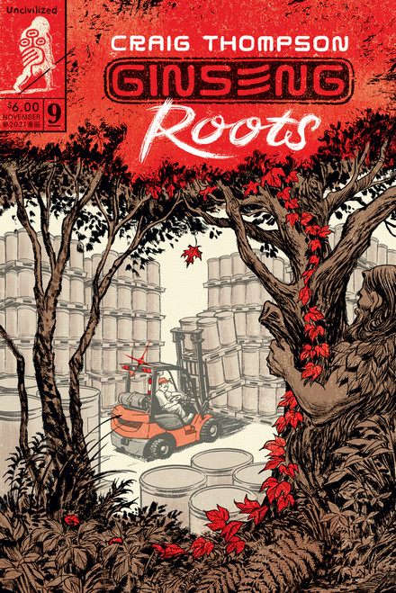 Ginseng Roots 09