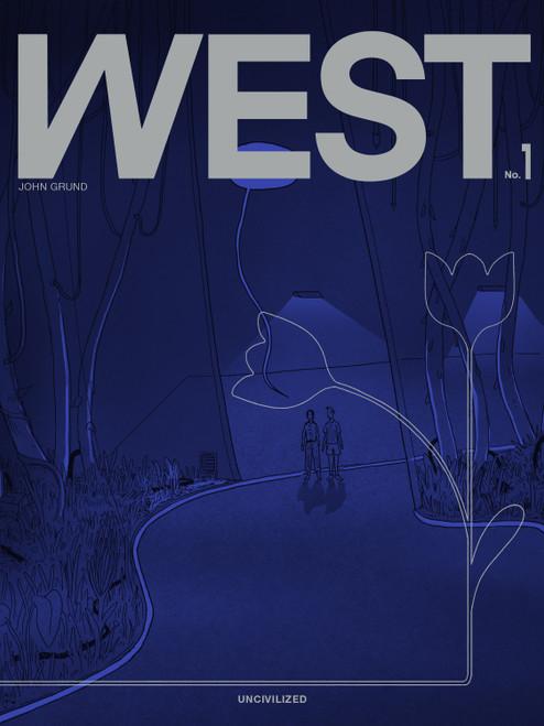 West 01 by John Grund