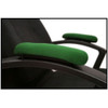 Green Elbow Friend Chair Armrest Cushions