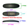 Sunset Office Chair Arm Pads Dimensions Fit Most Standard Office Chairs