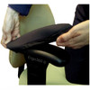 "Neoprene Chair Arm Pad Covers That Stretch To Cushion And Protect Armrests Up To 10.5"" Long And Up To 4"" Wide. Pricing shown is per complete PAIR."