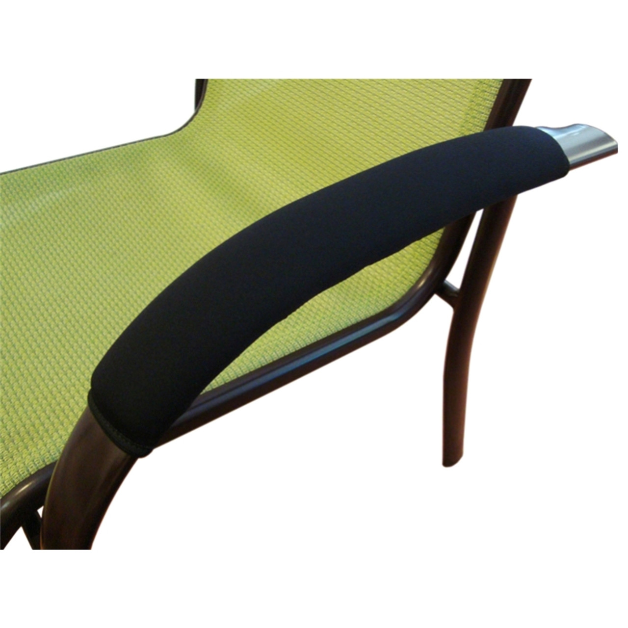 Ergo360 Soft Neoprene Armrest Covers For Railing And Loop Style Chair  Armrests