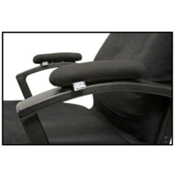 Black Elbow Friend Chair Armrest Cushions