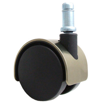 Bronze Chair Caster Wheels