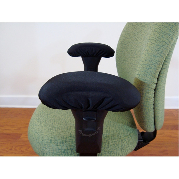 Soft Memory Foam Chair Arm Pad Covers