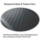 Diamond Chair Arm Pads Replacement Set Surface & Texture