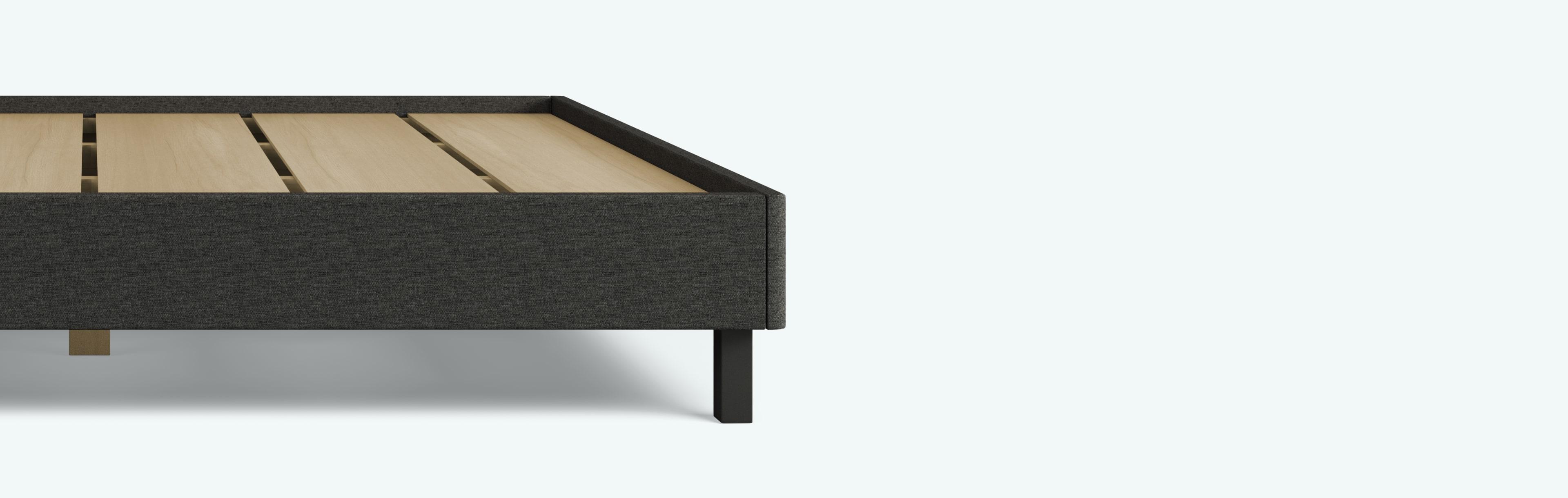 Vaya Platform Bed cutaway