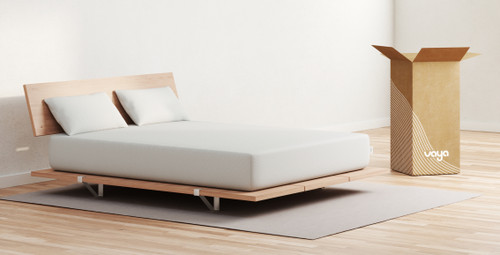 Vaya Mattress lifestyle with box