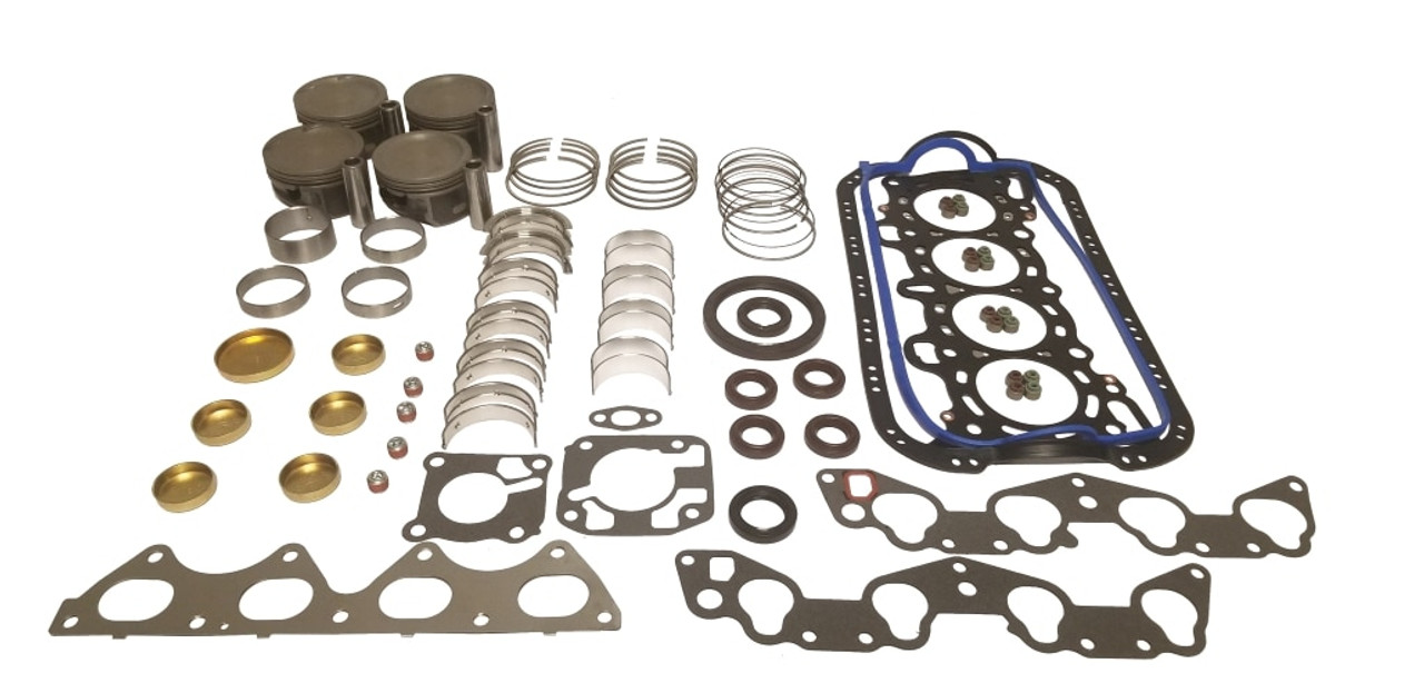Engine Rebuild Kit 1.6L 1987 Acura Integra - EK211.2