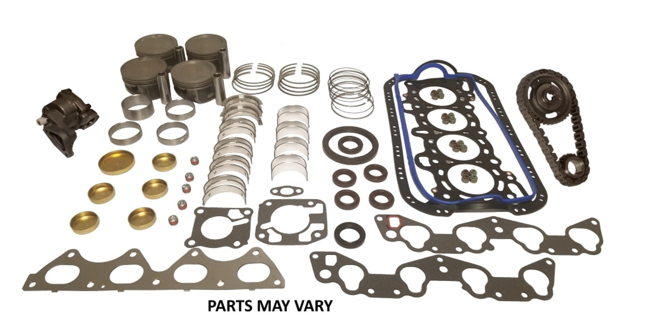 Engine Rebuild Kit - Master - 3.0L 2004 Ford Ranger - EK4146AM.3Engine Parts Only