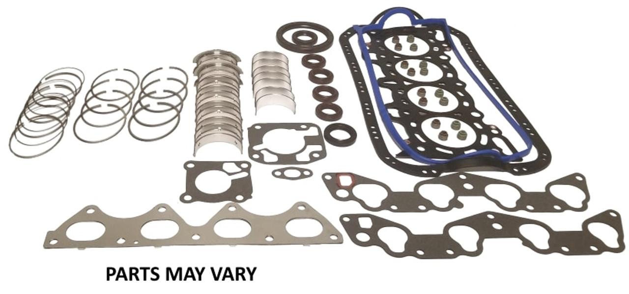 GM 2001-2011 4.8 /& 5.3 re-ring rebuild set