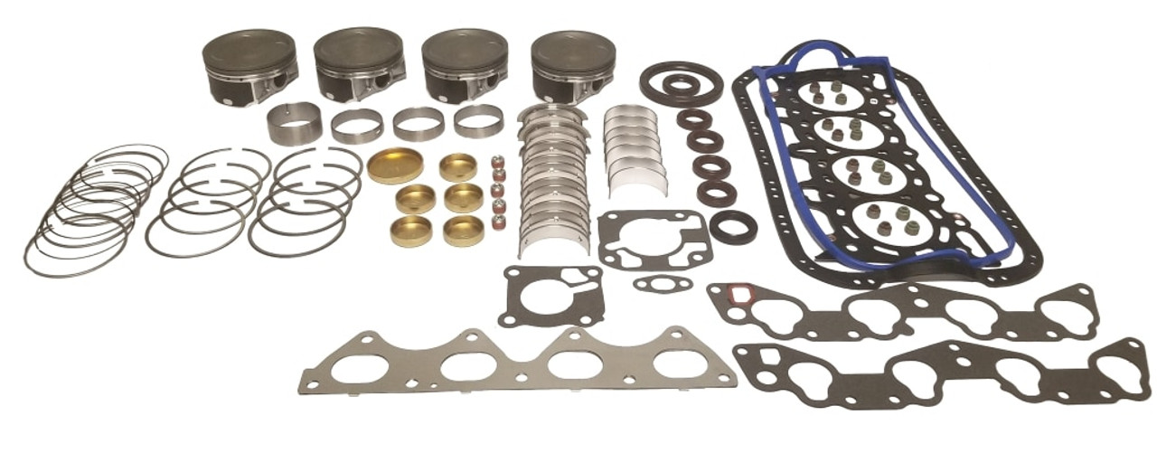 Engine Piston Ring-Set DNJ PR210 fits 00-09 Honda S2000 2.2L-L4