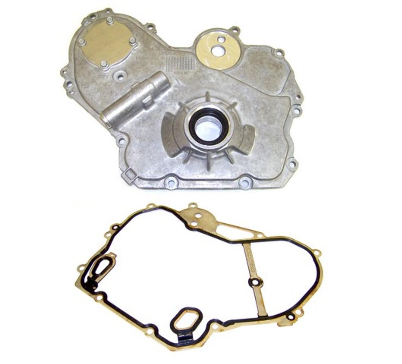 2012 Gmc Terrain 2 4l Oil Pump Op314 E91