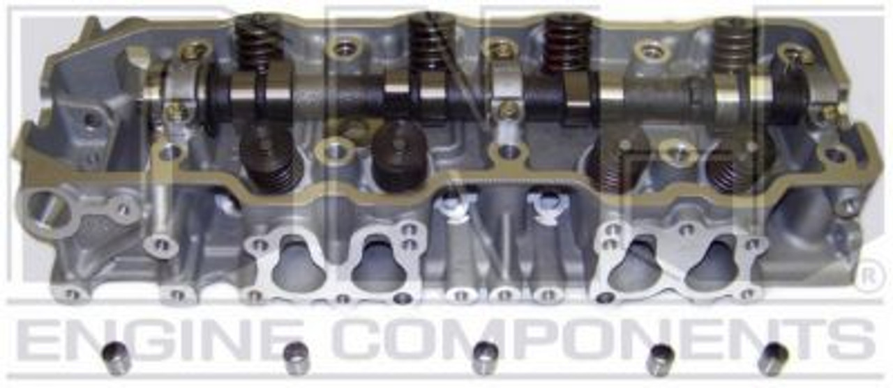 1995 Toyota Pickup 2.4L Engine Cylinder Head CH900X -23