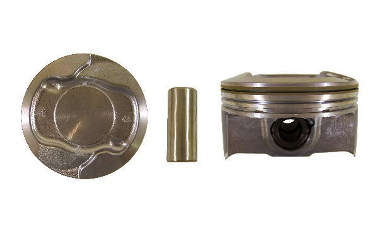2008 Jeep Grand Cherokee 4 7L Engine Piston Set P1102 -7