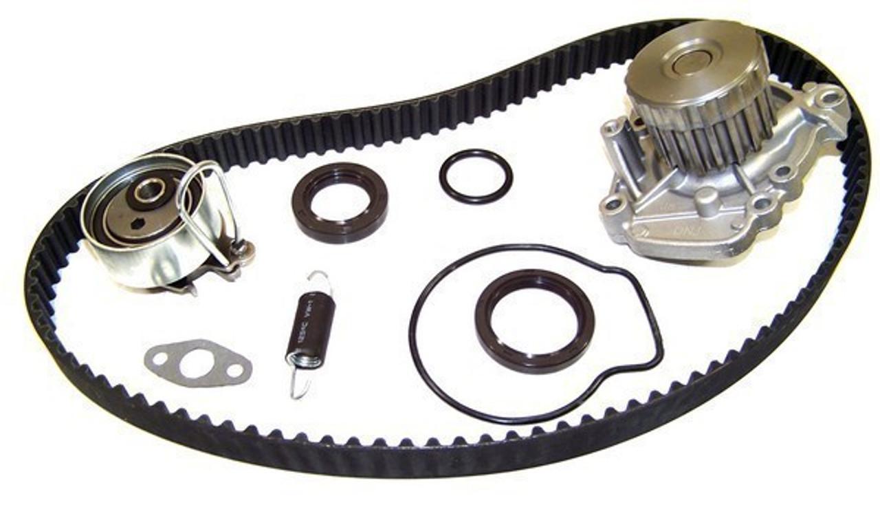 Honda Timing Belt - Wiring Diagrams