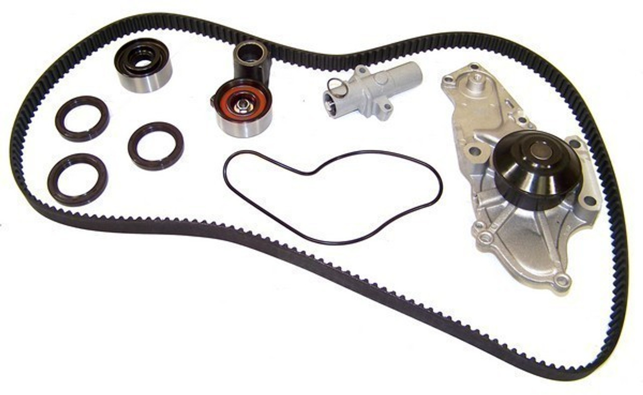 2007 Acura MDX 3.7L Engine Timing Belt Kit with Water Pump TBK285WP -5