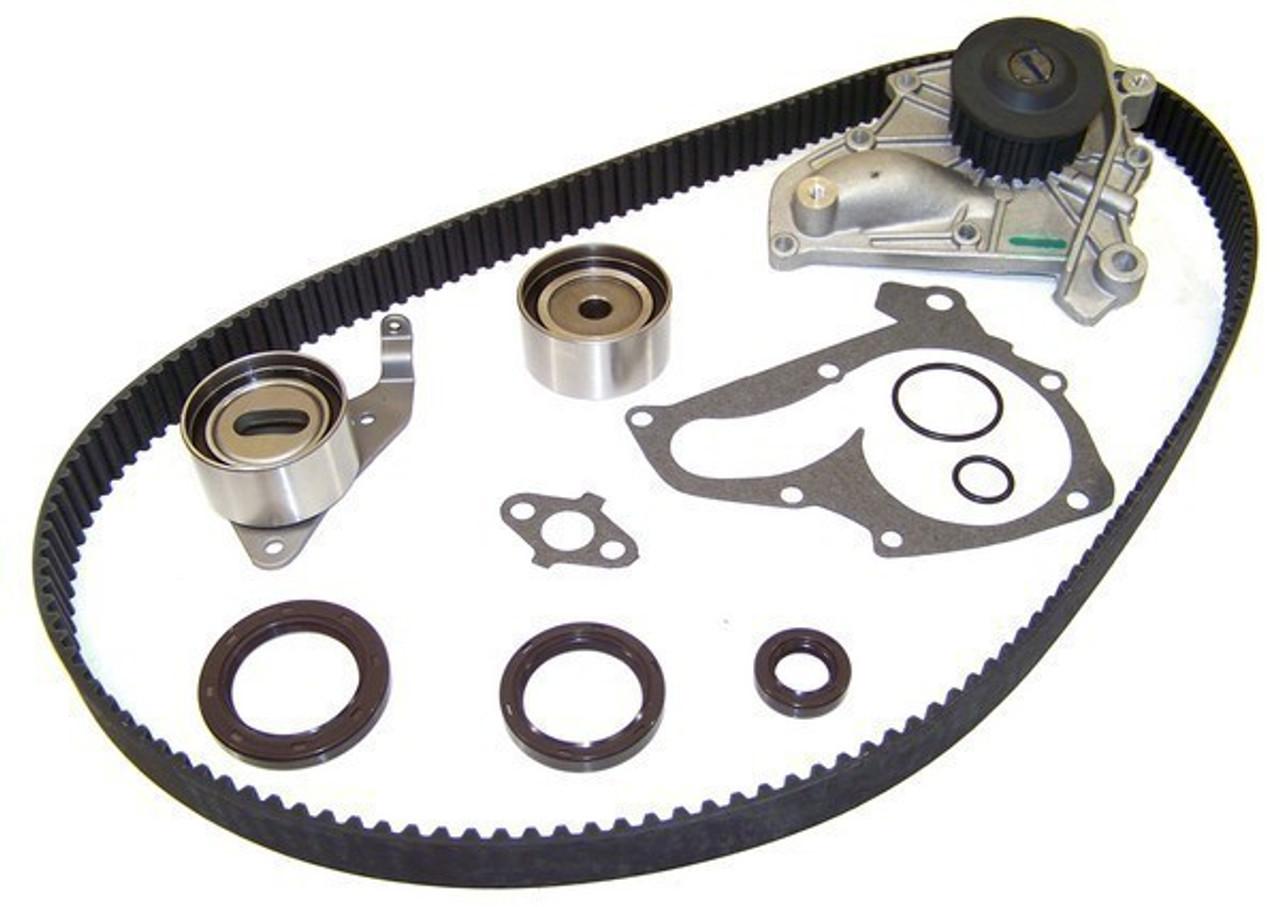 1999 Toyota RAV4 2 0L Engine Timing Belt Kit with Water Pump TBK907WP -37