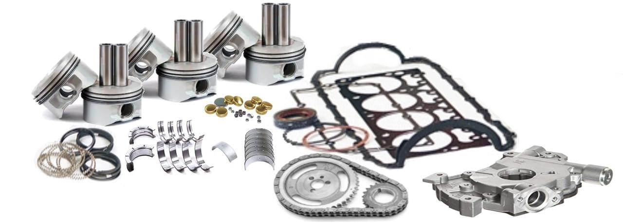 2002 Jeep Wrangler 4.0L Engine Master Rebuild Kit W/ Oil